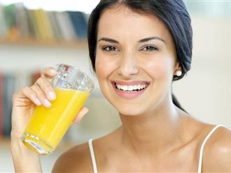 Cam quýt giảm nguy cơ đột quỵ ở phụ nữ