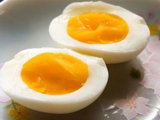 Cách luộc trứng lòng đào ngon cho bữa sáng