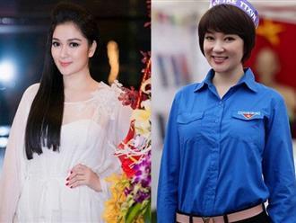 Hoa hậu Nguyễn Thị Huyền khác lạ với diện mạo mới