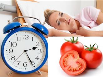 Những loại thực phẩm đang lén lút gây mất ngủ mà bạn không hề ngờ đến