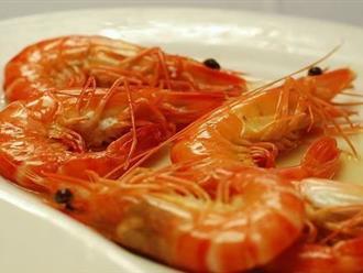 Kinh nghiệm chế biến hải sản tránh ngộ độc khi ăn