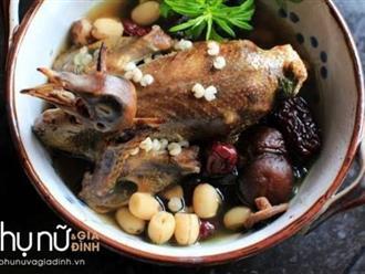Chim bồ câu – món ăn bài thuốc quý giúp bổ thận, tăng cường sinh lý