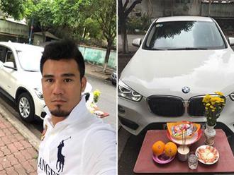 Phan Thanh Bình tất bật làm ăn, sắm xe BMW mới