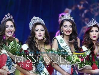 Tân Hoa hậu Trái đất 2016 bị tố ngủ với nhà tài trợ