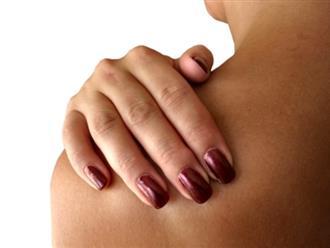 Hướng dẫn cách massage thư giãn giảm đau vai gáy