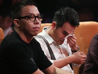 Em trai Khắc Việt bật khóc khi nghe học trò hát về mẹ