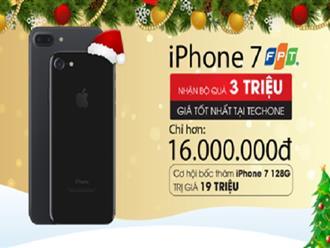 Địa chỉ mua điện thoại iPhone 7 chính hãng giá rẻ