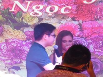 Ca sĩ Giang Hồng Ngọc đã bí mật tổ chức lễ kết hôn