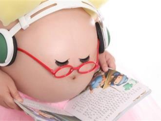 Cách cho thai nhi nghe nhạc chuẩn nhất