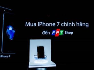 Giảm 10%, tiết kiệm đến 2,4 triệu đồng với iPhone 7 tại FPT Shop