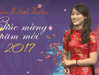 Nữ sinh 9X nói 7 thứ tiếng bất ngờ trở thành MC của đài truyền hình VTV