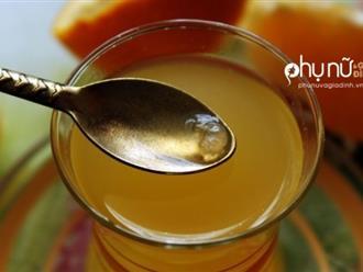 Uống mật ong theo cách này, da xấu cỡ nào cũng phục hồi lại chỉ sau 1 tuần