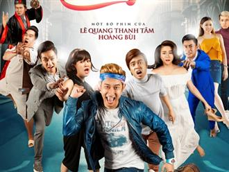 Huy Khánh, Vy Oanh xuất hiện trong phim ma