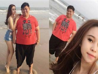 Nhìn người ta đây, 'chênh' hẳn 83 kg vẫn yêu nhau hạnh phúc thì bạn lo gì!