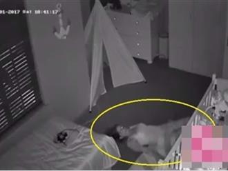 Đêm nào cũng thấy vợ biến mất, đặt camera ẩn chồng phát hiện hành động quá kinh hoàng
