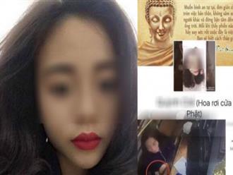 Nhân viên thu ngân trẻ đẹp miệng nói lời Phật dạy, tay trộm tiền cửa hàng ở Hà Nội