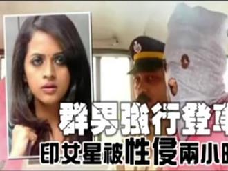 Mô phỏng vụ án diễn viên Ấn Độ bị cưỡng hiếp tập thể