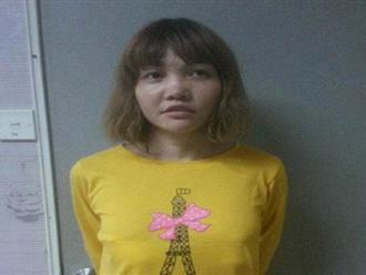 Nghi phạm Đoàn Thị Hương khai bị lợi dụng trong vụ sát hại ông Kim