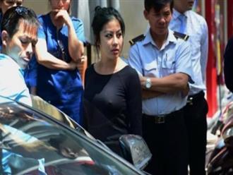 Mỹ nữ bí ẩn bị ông Đoàn Ngọc Hải cẩu xế hộp BMW về phường