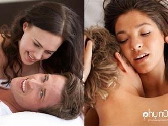 Muốn đời sống tình dục thăng hoa, chỉ cần làm điều đơn giản này trên giường