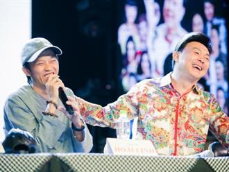 Hoài Linh liên tục bật cười khi đóng phim với bạn thân Chí Tài
