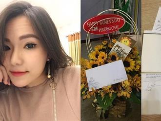 Vợ cũ Lâm Vinh Hải bất ngờ nhận quà 8/3 trị giá nửa tỉ đồng