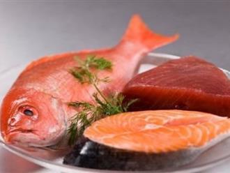 Thịt cá không nên cấp đông nhiều lần