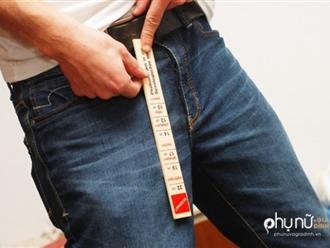 Nghiên cứu: Đây là kích cỡ 'cậu nhỏ' giúp phụ nữ 'lên đỉnh' nhiều nhất