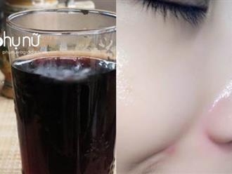 Bí quyết phụ nữ Nhật: Uống 1 ly mỗi ngày da vừa trắng bụng vừa thon không cần mỹ phẩm