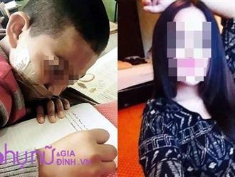 Học sinh bị giáo viên dùng băng keo dán kín miệng trong giờ học vì nguyên nhân gây sốc
