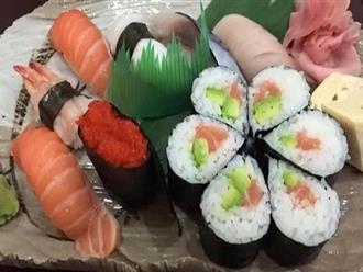 Từ 20/03 - 20/04/2017, nhà hàng Nhật Bản Takumi áp dụng chương trình tặng gà nướng