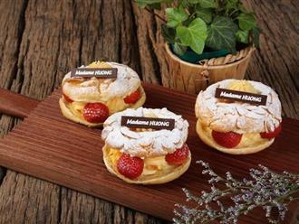 Từ 31/03 - 06/04/2017, Madame Huong tặng bánh Crepe ngon tuyệt hảo cho hoá đơn 99k