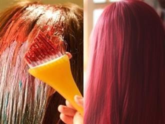 Chị em phát sốt với trào lưu nhuộm tóc bóng mượt, chẳng lo phai màu hay hóa chất độc hại chỉ bằng vài củ dền đỏ