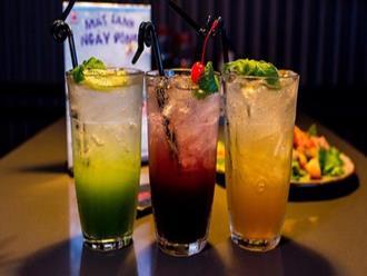 Từ 01/04 đến hết 15/04/2017, Daruma giảm 10% các loại đồ uống pha chế hoa quả