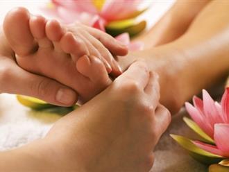 Giảm stress chỉ trong tích tắc khi massage đúng những điểm này
