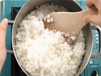 Cách bảo quản cơm nguội và hâm cơm đúng mà nhiều người vẫn chưa biết