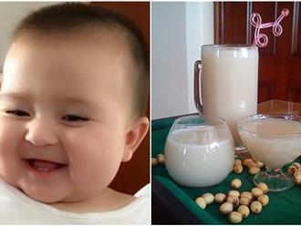 8 cách làm sữa từ các loại hạt thơm ngon, bổ dưỡng giúp con còi đến mấy cũng tăng cân vùn vụt