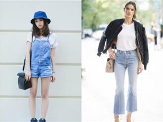 Để trở thành cô nàng sành điệu, đừng bỏ qua mẹo phối quần áo với 2 màu sắc này