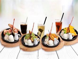 Từ ngày 12/04/2017, Koh Samui Hut giảm giá 10% hóa đơn khi ăn tại cửa hàng