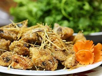Làm thịt gà rang muối phải cho thêm thứ này mới là chuẩn nhất, giúp món ăn thơm ngon hấp dẫn hơn ngoài hàng