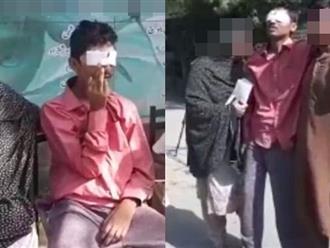 Nghi con gái bị dụ dỗ, người đàn ông cắt dương vật, đâm mù mắt cậu bé 15 tuổi