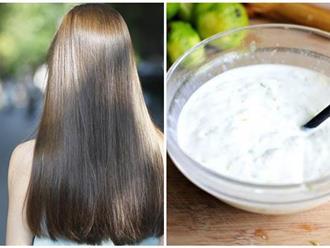 Bỏ 20k để mua 1 quả dừa và 1 quả chanh rồi làm thế này – tóc khô xơ, rụng liên miên cũng óng mượt không khác vừa đi salon