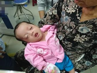 'Bé mắt xanh' bị cha bỏ rơi ở Đồng Nai phải điều trị bệnh suốt đời