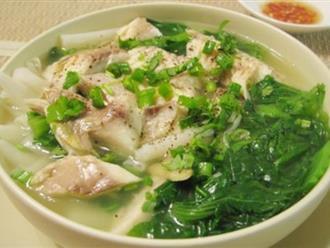 Nấu canh cải cá rô thêm thứ này vào ai ăn cũng nghiện nhớ lưu lại ngay