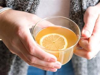 Đây là lý do vì sao các chuyên gia sức khỏe thế giới khuyên chúng ta nên uống nước chanh mật ong mỗi ngày