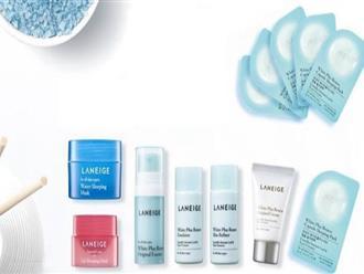 Từ 20/04/2017, mỹ phẩm Laneige giảm 20% một số mặt hàng