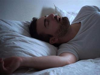 Ngủ ngáy quá to cũng có thể khiến đàn ông bị vô sinh