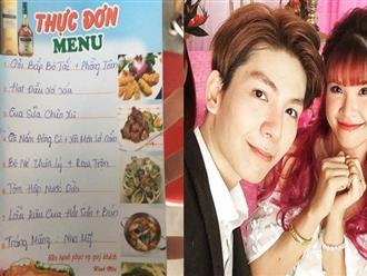 Lộ menu đám hỏi 'đậm chất quê' của Khởi My - Kelvin Khánh