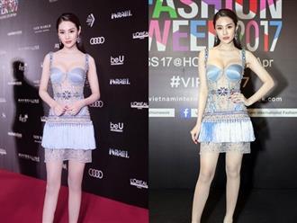 Chỉnh sửa quá tay, chân của Linh Chi trở nên dài ngoằng đến vô lý!