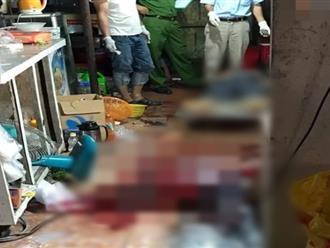 Rúng động: Nghi án con trai dùng dao cắt cổ mẹ ruột đến chết vì xin tiền không được